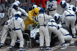 Pitstop for Marc Gene