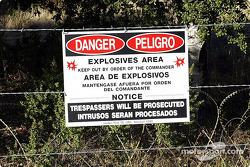 Do not wander in the hills of Monterey