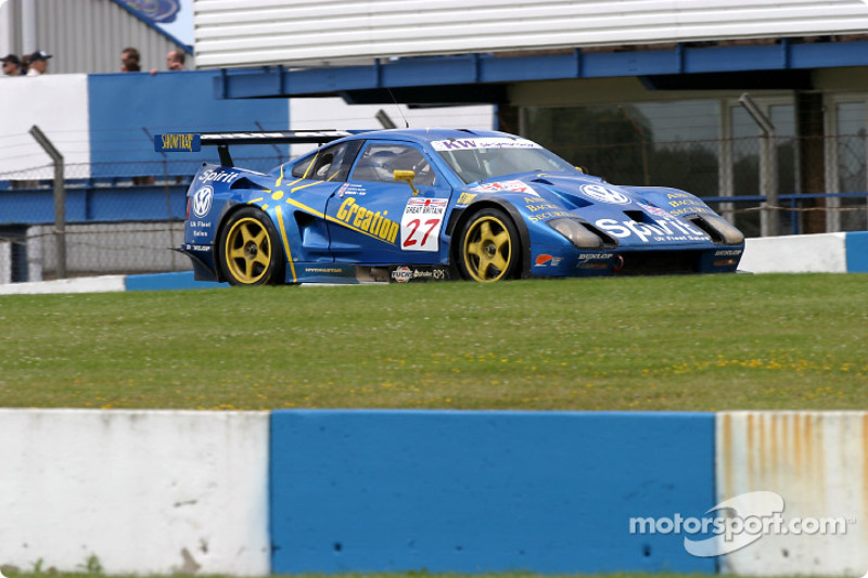 #27 Creation Autosportif Lister Storm: Jamie Derbyshire, Jamie Campbell-Walter, Bobby Verdon-Roe