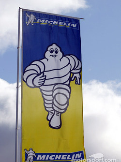 Drapeau Michelin