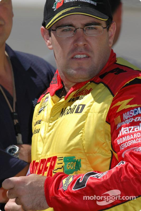 Une course difficile pour Manuel Reuter et Mattias Ekström