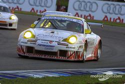 #81 Farnbacher Racing: Thorkild Thyrring, Lars-Erik Nielsen, Patrick Long