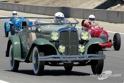n°18 1931 Chrysler CM-6, David Swig