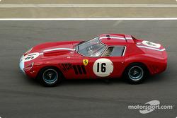 N°16 1963 Ferrari 250 GTO, Jo Bamford
