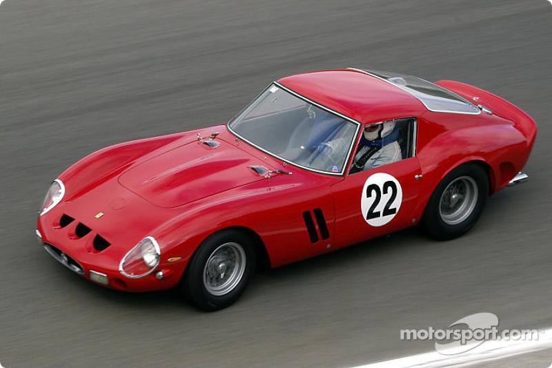 22 1962 Ferrari 250 Gto Tom Price At Monterey Historics