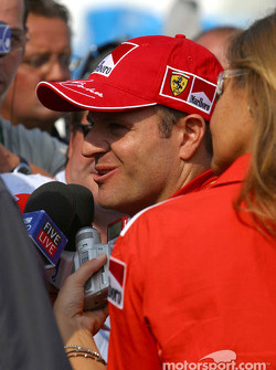 Interviews for Rubens Barrichello