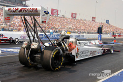 Dimanche, Top Fuel Dragster