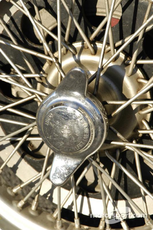 Une roue de MG-L1 1933
