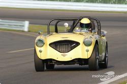 Austin Healey 100-4 1957