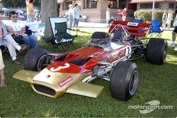 Jochen Rindt's 1969 Lotus 49