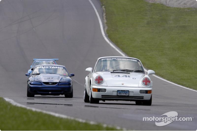 1992 Porsche 964 Cup de Brett Overacker