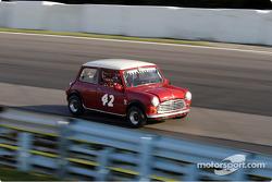 1967 Morris Cooper S of Jim Fuerstenberg
