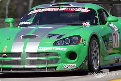 Robert Foster (n°71 Dodge Viper Comp Coupe)
