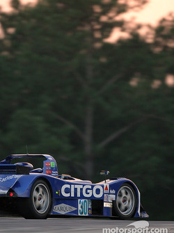 #30 Intersport Racing Lola B2K/44 Judd: Clint Field, Robin Liddell, Milka Duno