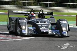 La Lucchini XV LMP2/675 Judd n°32 Lucchini Engineering : Pier Giuseppe Peroni, Mirco Savoldi, Filippo Franconi