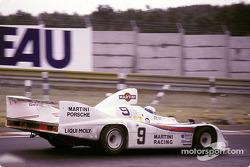 #9 Joest Martini Racing Porsche 908/80: Jacky Ickx, Reinhold Joest