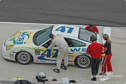 #47 Michael Baughman Racing Porsche GT3 Cup: Bob Ward, Michael Baughman