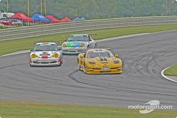 #06 ICY/ SL Motorsports Corvette: Steve Lisa, David Rosenblum, Chuck Hemmingson