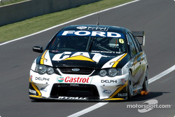 Craig Lowndes on Conrod Straight