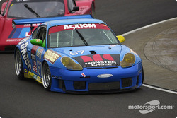 #67 The Racers Group Porsche GT3 RS: Kevin Buckler, Robert Nearn