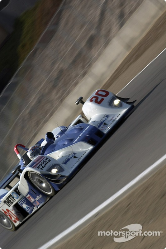 La Lola n°20 Dyson Racing