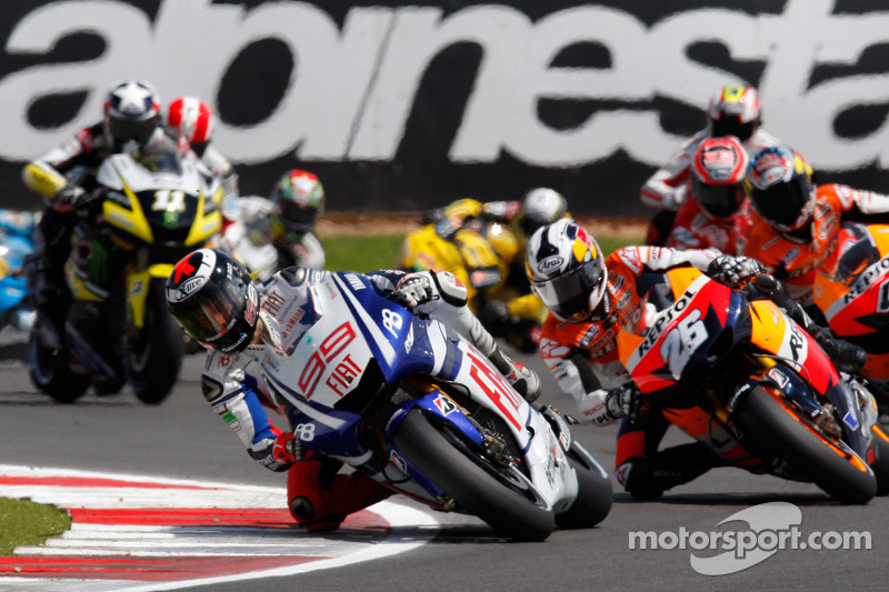 2010 : Jorge Lorenzo (Fiat Yamaha Team)