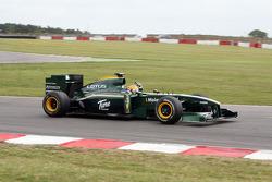 Fairuz Fauzy, Lotus Cosworth T127