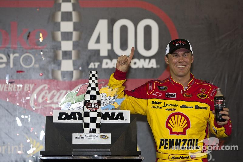 2010, Daytona 2: Kevin Harvick (Childress-Chevrolet)