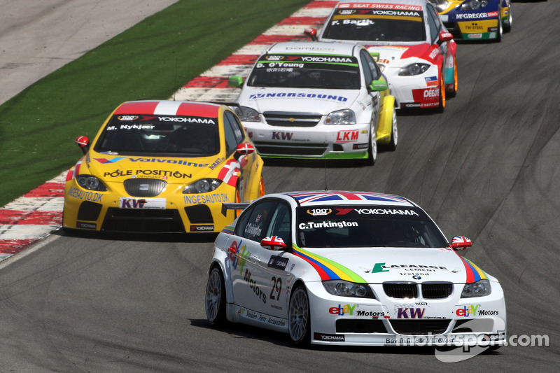 Colin Turkington, eBay Motors/WSR, BMW 320si