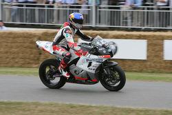 2010 Honda CBR 600: Eugene Laverty