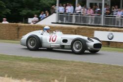 1954 Mercedes-Benz W196: Jochen Mass