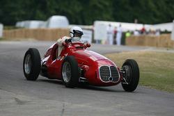 1949 Maserati 4CLT: Wolf-Dieter Baumann