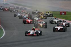 Zaterdag race
