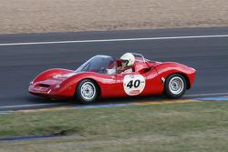 #40 Abarth 1000 SP 1967: Tadayoshi Kurokawa