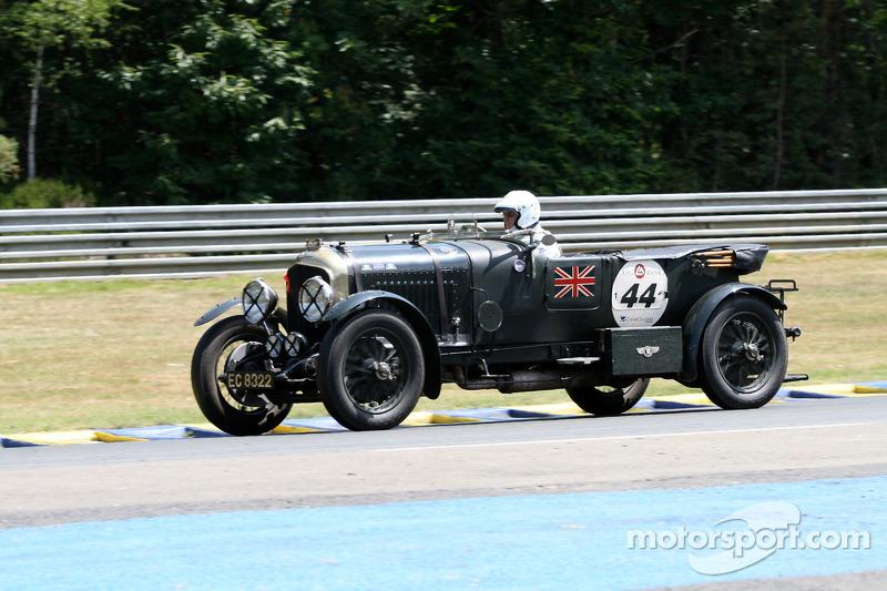 44 Bentley 4 5l Le Mans 1928 Adrien Legoux At Le Mans