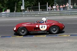 #21 Maserati 300 S 1955: Nicolas Chambon, Henri Chambon