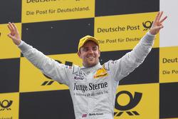Podium: 1. Jamie Green, Persson Motorsport AMG Mercedes C-Klasse