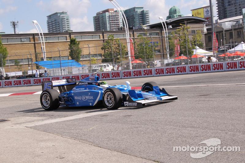 Paul Tracy, KV Racing Technology