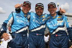 Yvan Muller, Chevrolet, Chevrolet Cruze LT polepositie