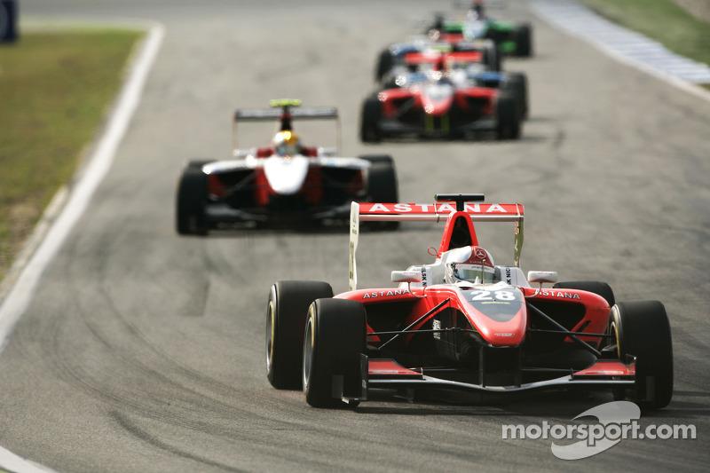 Daniel Juncadella rijdt voor Esteban Gutierrez