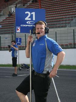 Prema Powerteam grid boy