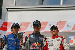Felipe Nasr, Jean-Eric Vergne, Daniel McKenzie