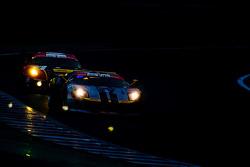 #99 Marc VDS Racing Ford GT GT3: Bas Leinders, Maxime Martin, Marc Duez, #1 AF Corse - ALD Team Vitaphone Ferrari F430 GT2: Michael Waltrip, Nicola Cadei, Robert Kauffman, Marco Cioci