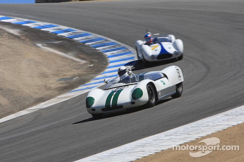 Carl Moore, 1960 Lotus 19