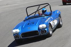Tony Garmey,1962 Chevrolet Corvette