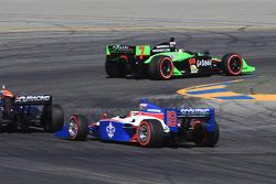 Danica Patrick, Andretti Autosport, Alex Lloyd, Dale Coyne Racing