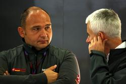 Colin Kolles, Hispania Racing Team, Team Principal, Geoff Willis
