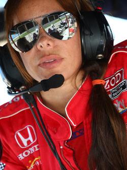 Milka Duno, Dale Coyne Racing
