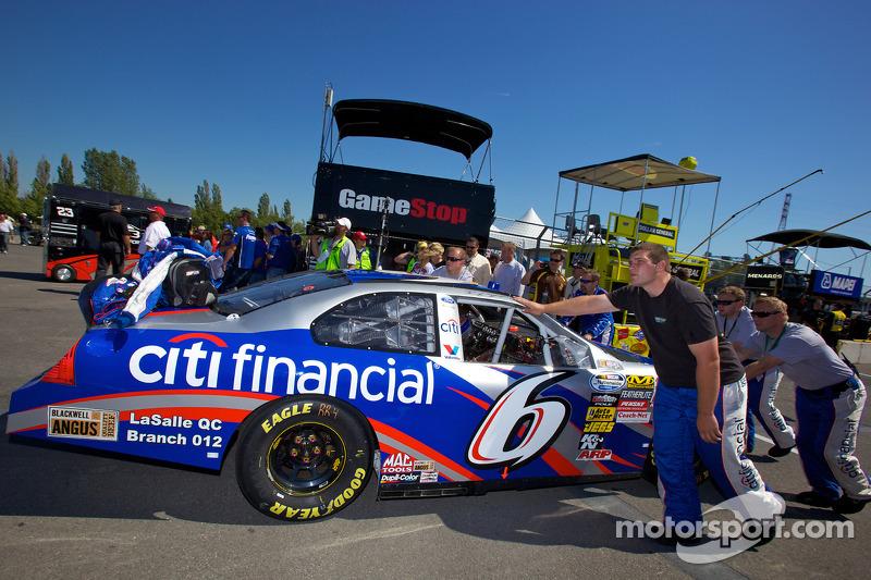 Auto van Ricky Stenhouse Jr.