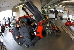 #16 Dyson Racing Team Ford Lola